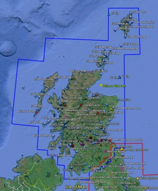 Map-ScotlandS