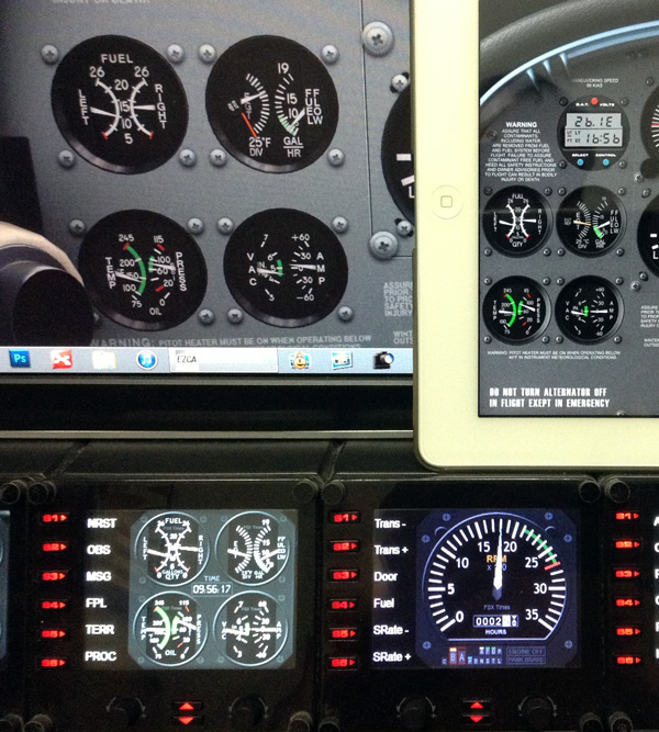 214: The C172 Trainer is still a Migraine – FSX TIMES