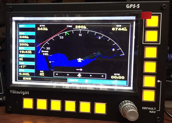 VRinsight GPS-5