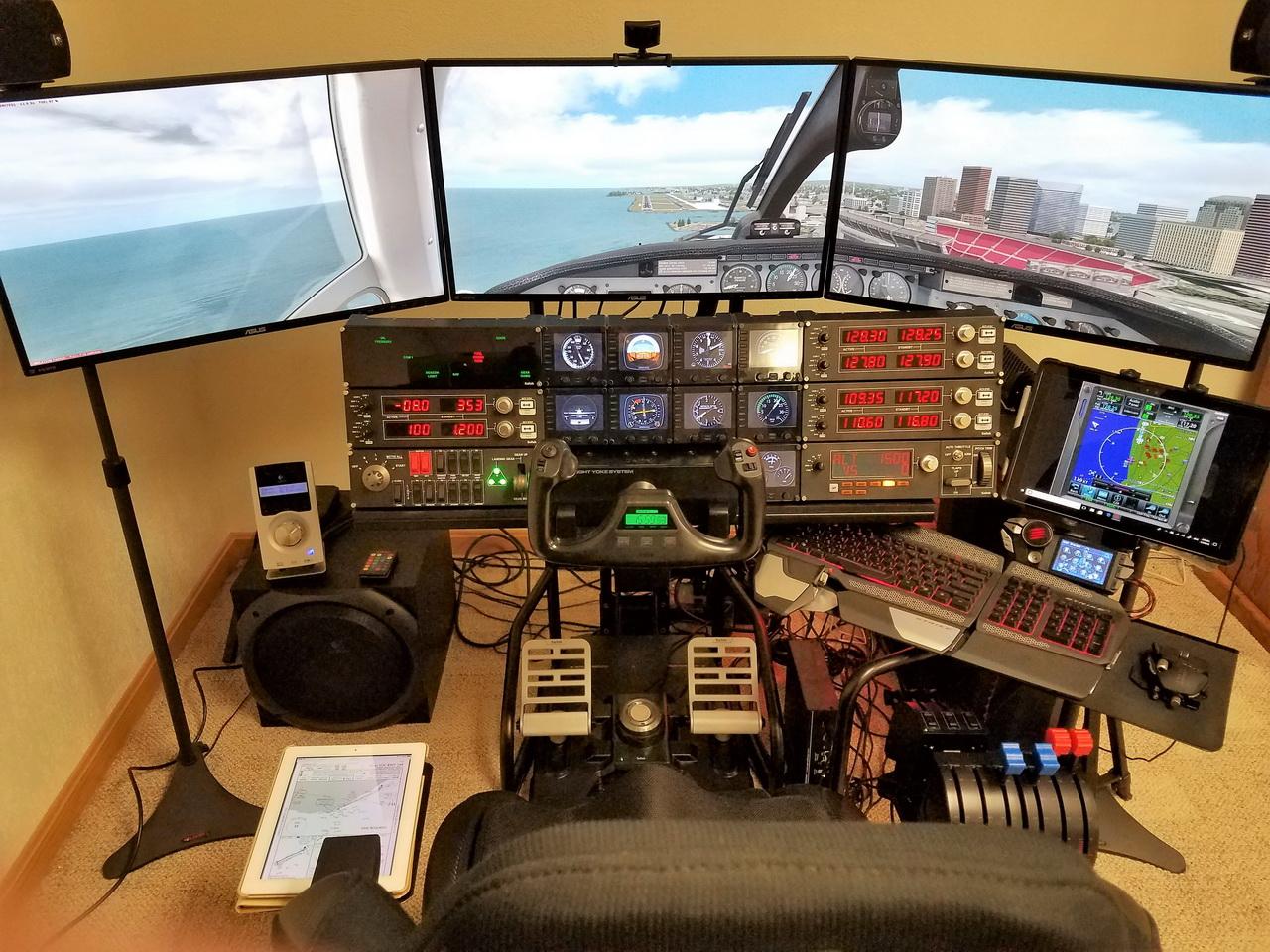 Cockpit: 48RE (KCDI, USA) – FSX TIMES