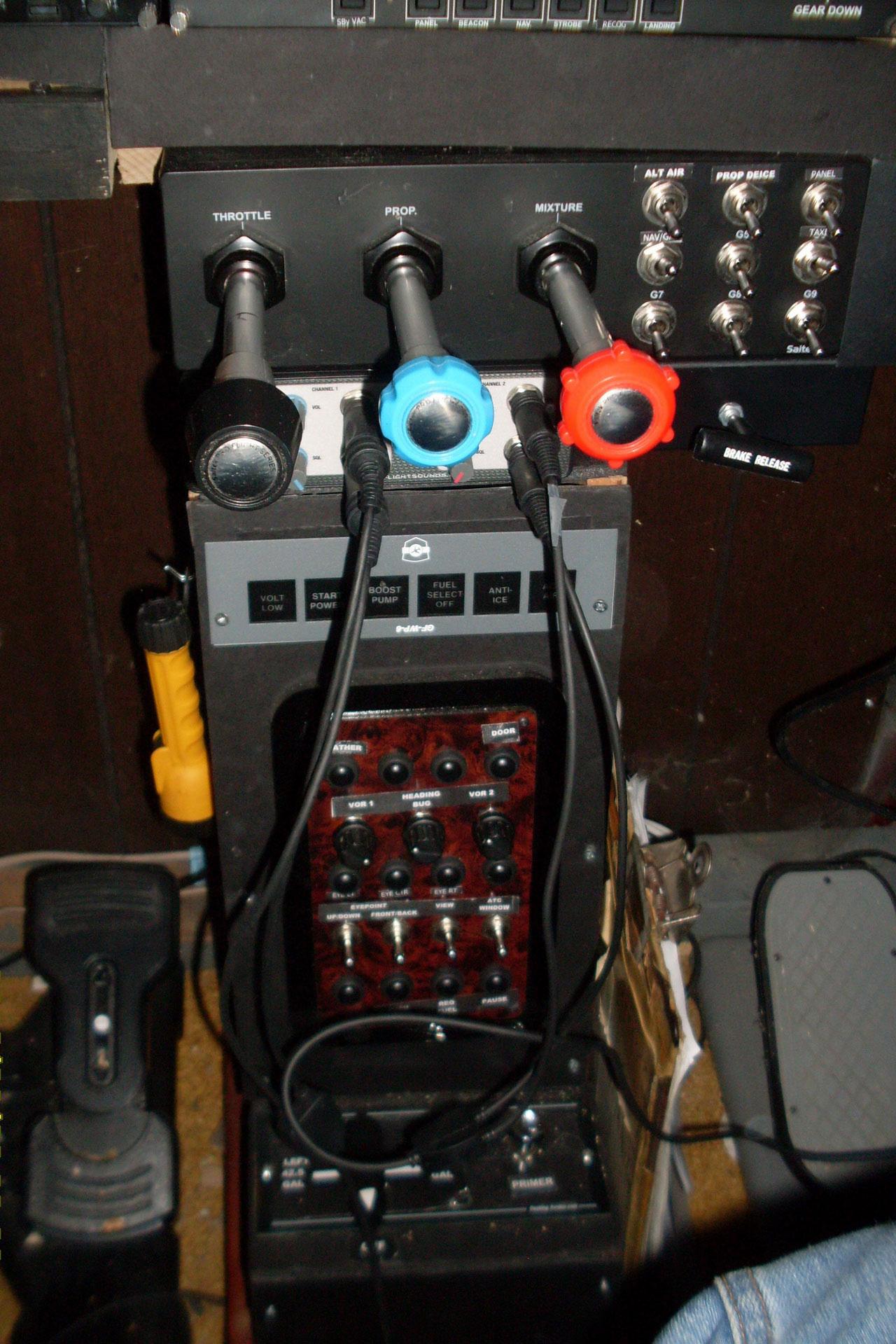 Cockpit: Ken (KFRG, USA) – FSX TIMES
